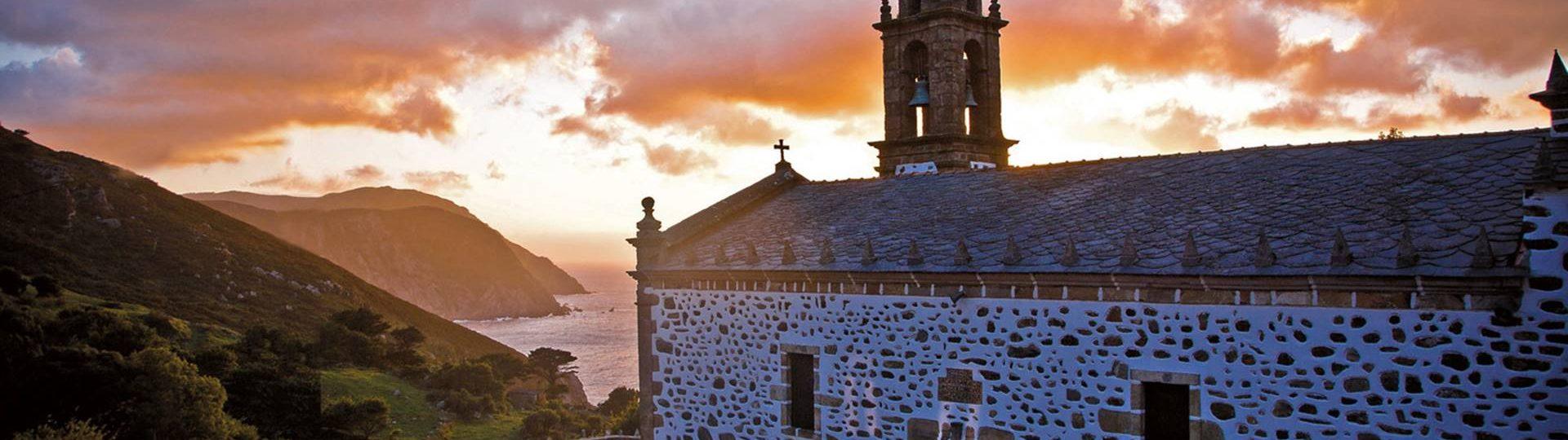 Acondicionamiento de San Andrés de Teixido