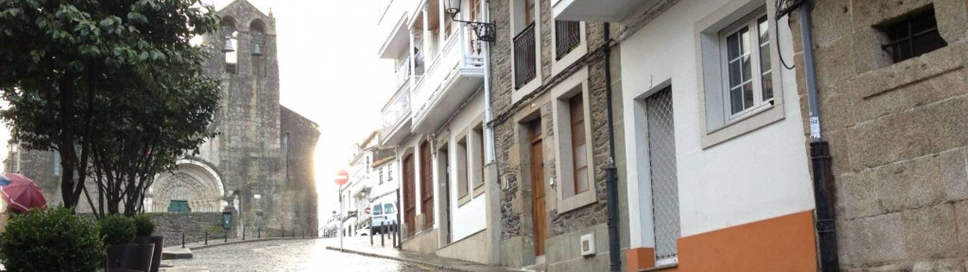 Acondicionamiento de calles en el casco histórico de Betanzos